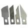 Nože, břity