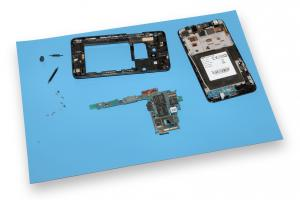 Magnetická antistatická podložka pro servis mobilních zařízení