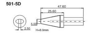 Hrot Bakon500-5D
