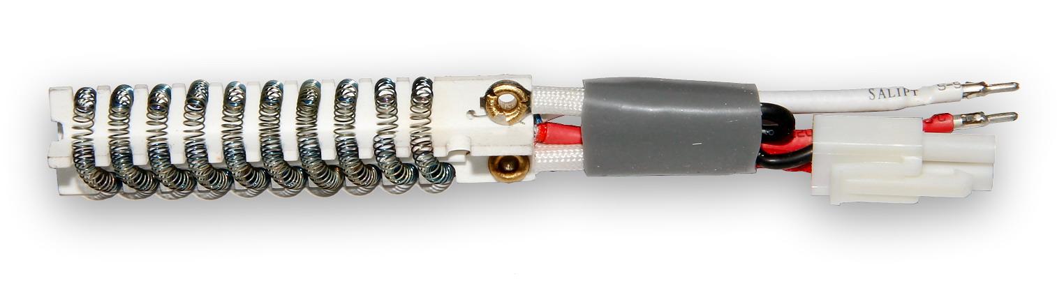 Heavy-duty topná spirála pro tubus průměru 21,5 mm typ2