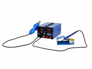 Digitální pájecí stanice s laboratorním zdrojem Yihua 853D