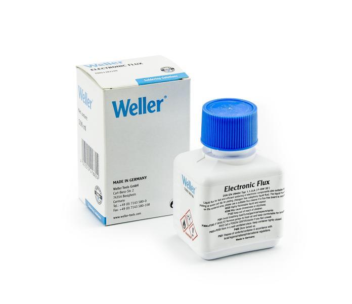 Pájecí kapalina Weller flux-set 1.1.3.A