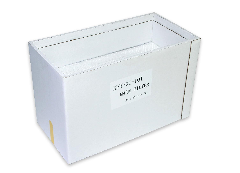 Náhradní filtr pro čističku vzduchu QUICK 6601, 6101(A) Hlavní filtr