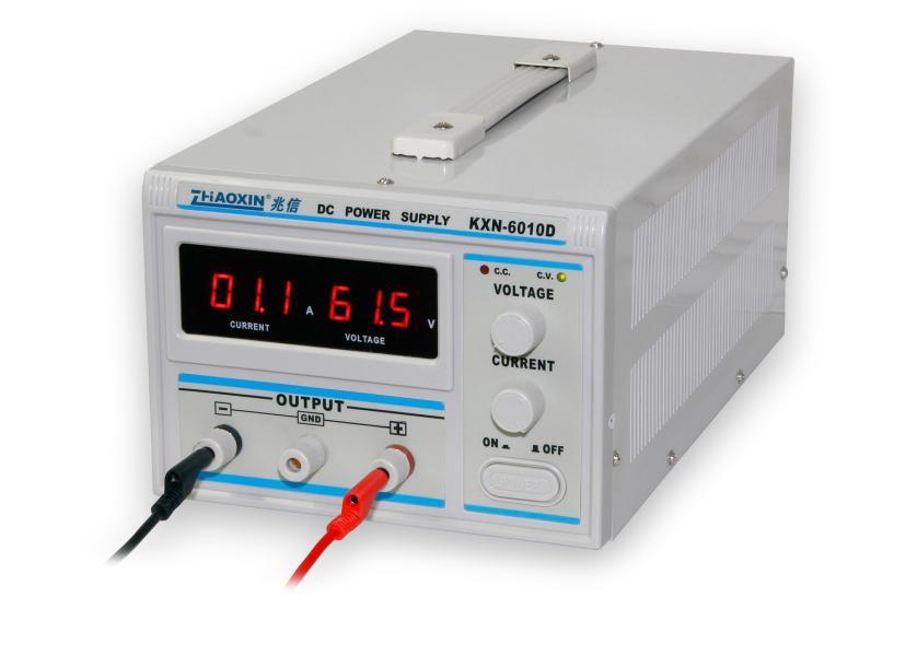 Laboratorní zdroj KXN-6010D 0-60V/10A