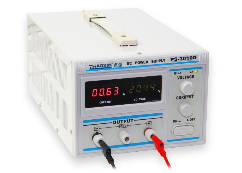 Přesný laboratorní zdroj PS-3010D 0-30V/10A