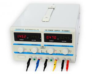 Dvojitý laboratorní zdroj PS-3002D-II - 2x30V/2A, 60V/2A, 30V/4A