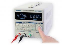 Digitálně ovládaný precizní programovatelný laboratorní zdroj 30V/5A typ DPS-3005D