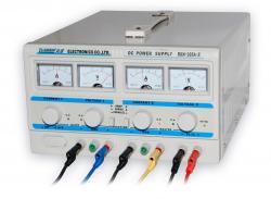 Dvojitý laboratorní zdroj RXN-305A-II - 2x30V/5A, 60V/5A, 30V/10A