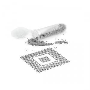 Cínové kuličky Pro BGA (střední balení) 5000 kuliček 0,6mm