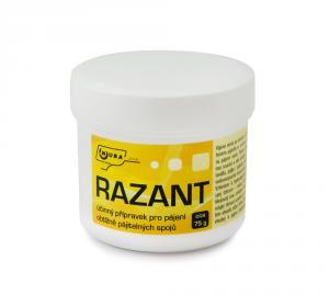 Přípravek pro pájení obtížných spojů - RAZANT