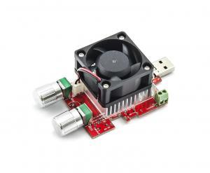 Elektronická USB zátěž a vybíječ baterií, až 35W