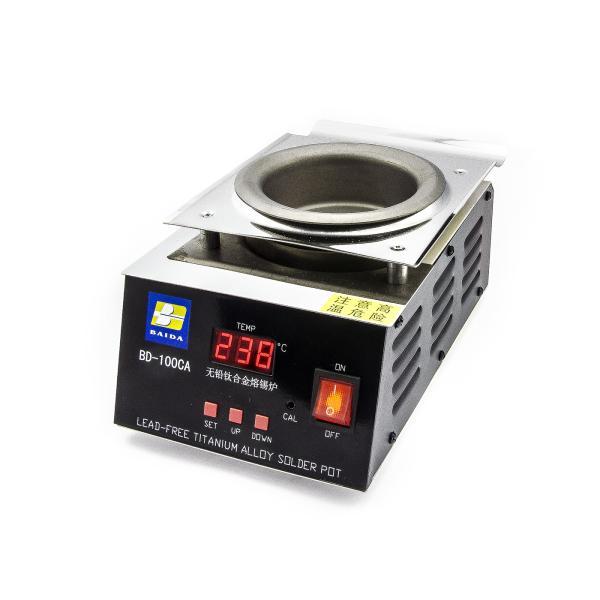 Cínová lázeň titanová BD-100