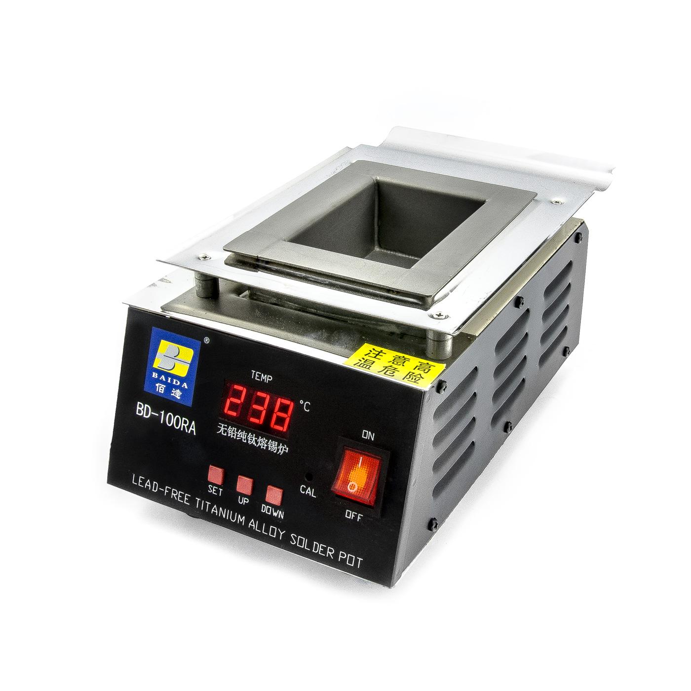 Cínová lázeň titanová BD-100-RA