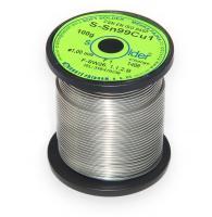 Bezolovnatá trubičková pájka S-Sn99Cu1 průměr 1 mm