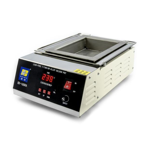 Cínová lázeň titanová BD-180-RA