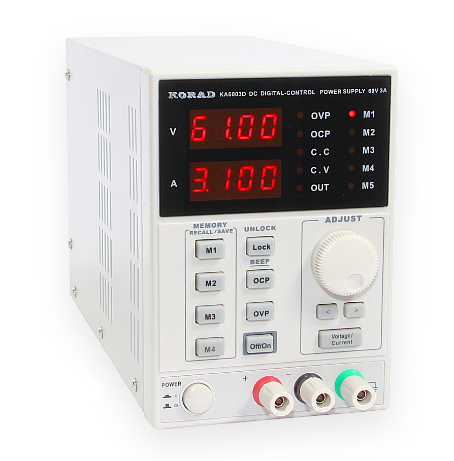 Laboratorní zdroj Korad KA6003D