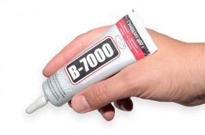 Lepidlo B-7000 pro opravy mobilní elektroniky (50ml)
