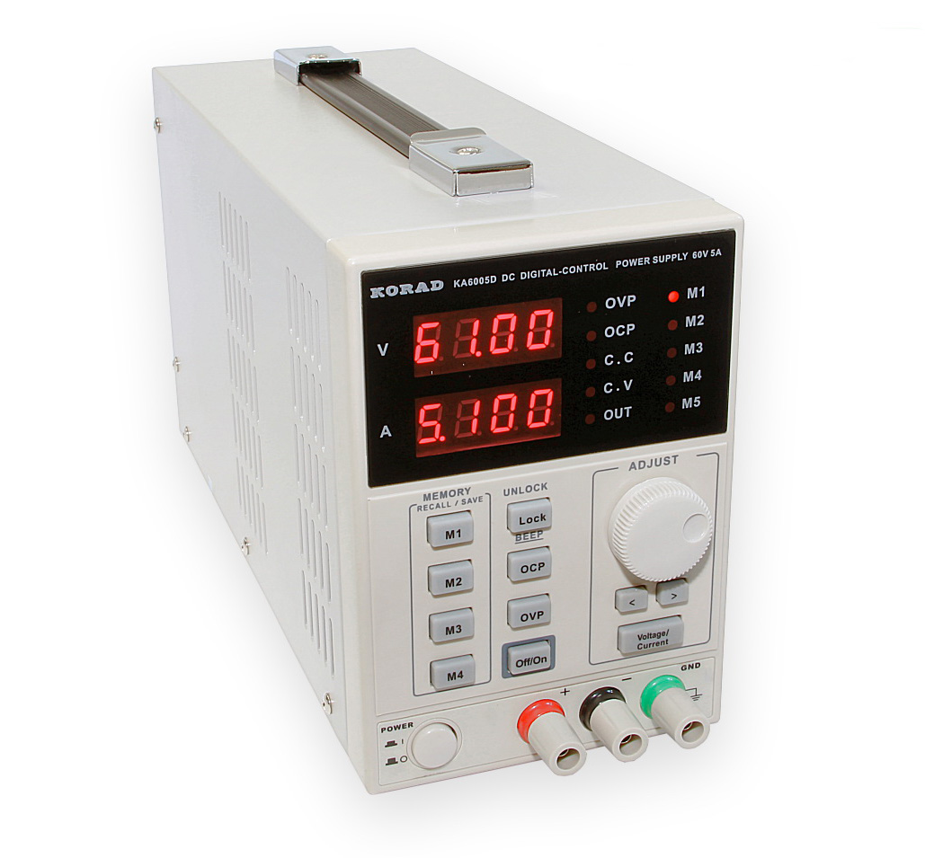 Laboratorní zdroj Korad KA6005D