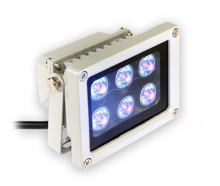 UV LED lampa pro vytvrzování lepidla osvitem