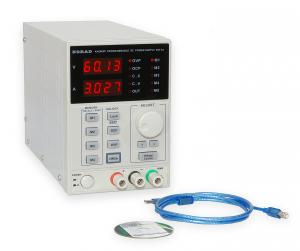 Programovatelný laboratorní zdroj Korad KA6003P s připojením k PC