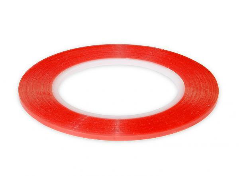 Oboustranná transparentní lepící páska 3mm na lepení skel a krytů zesílená