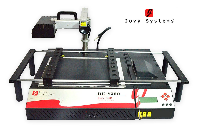 Ir pájecí stanice - rework stanice JOVY 8500 se stolem X-Y table
