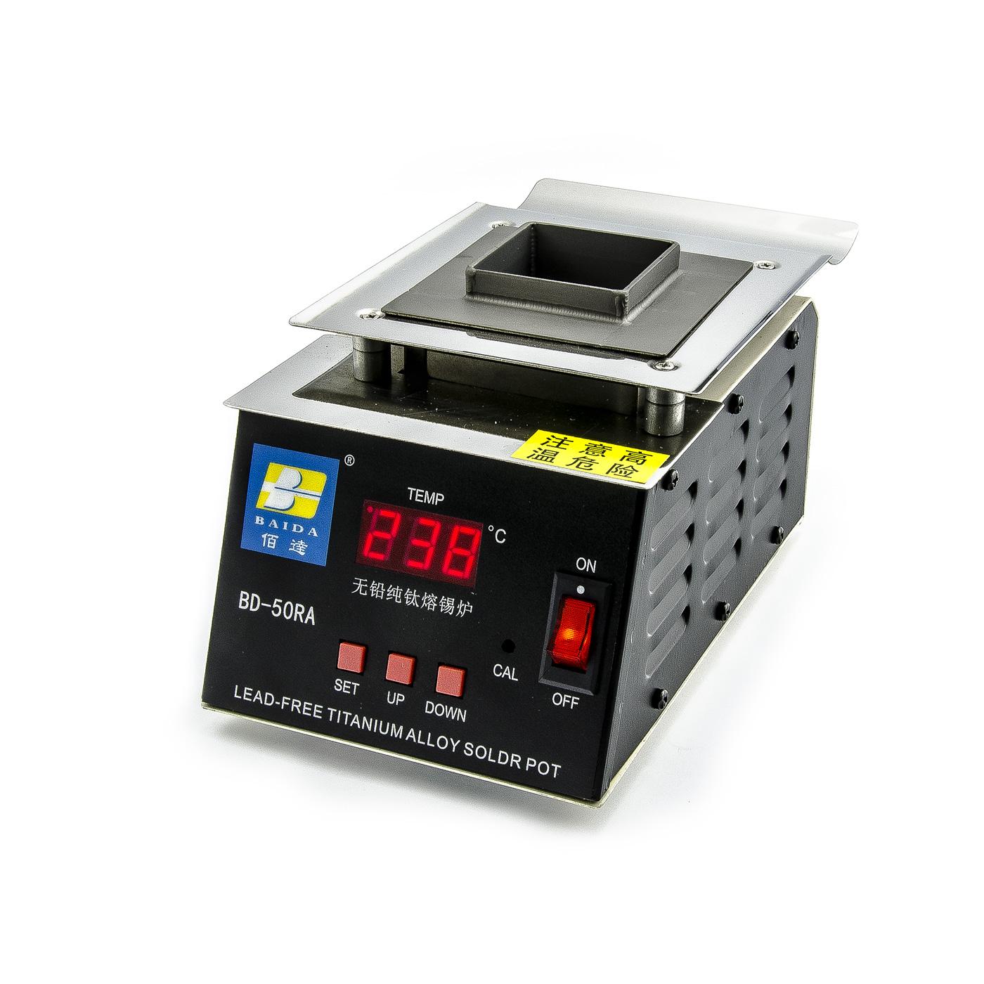 Cínová lázeň titanová BD-50-RA