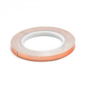 Samolepící měděná páska pro stínění, vedení tepla a opravu spojů šířka 10 mm