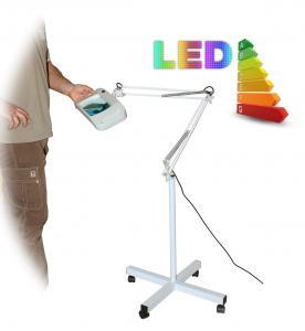 LED lampa se zvětšovacím sklem T86-F zvětšení 5 dioptrií