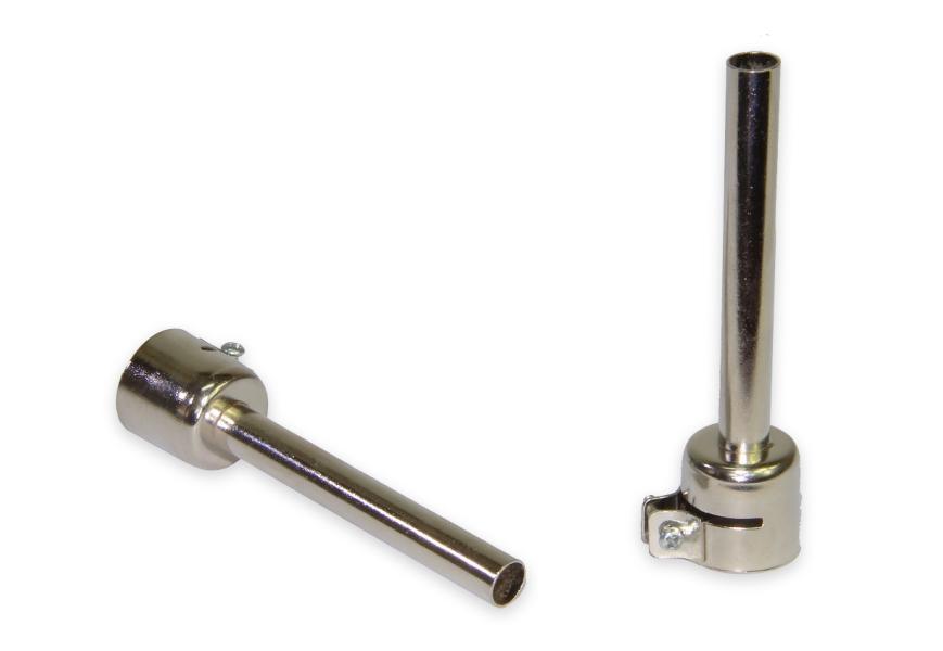 Horkovzdušná tryska dlouhá průměr 10 mm, délka 80 mm CN80100