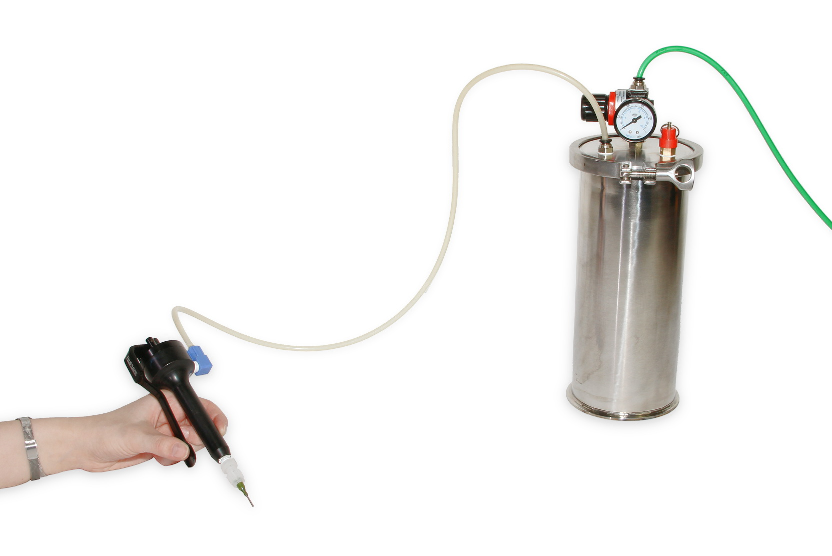 Tlakový hrnec k dávkovači kapalin 2,0L