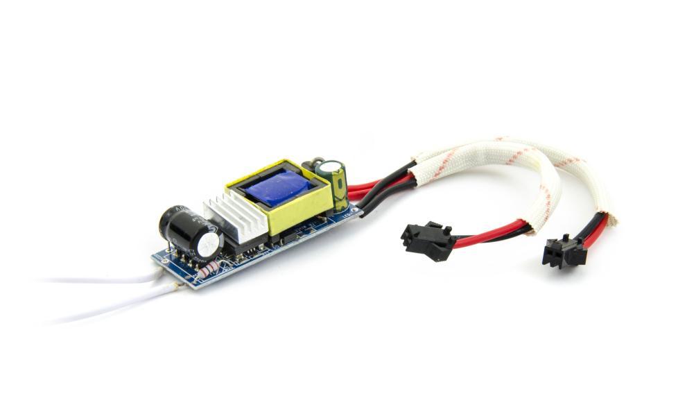 LED předřadník pro lampy s lupou řady T86-F,G,H,I