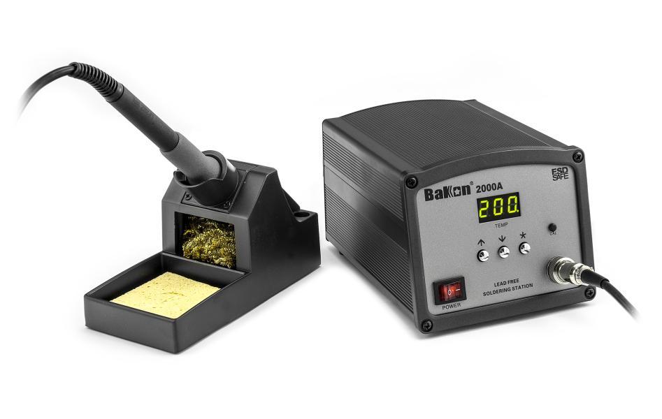 Mikropájka BAKON BK2000A Heavy Duty 90W