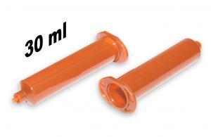 Průmyslová kartuše 30ml jantarová - UV blokující
