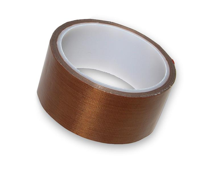 Tepluodolná páska teflonovaná pro svářečky plastů, šíře 40 mm