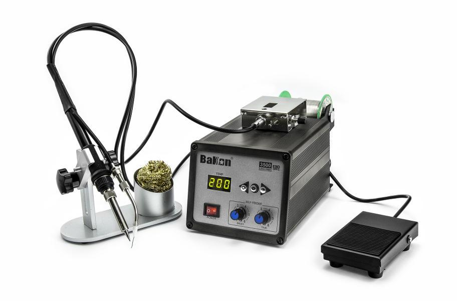 Mikropájka BK3500 - 120W BAKON s automatickým podavačem cínu