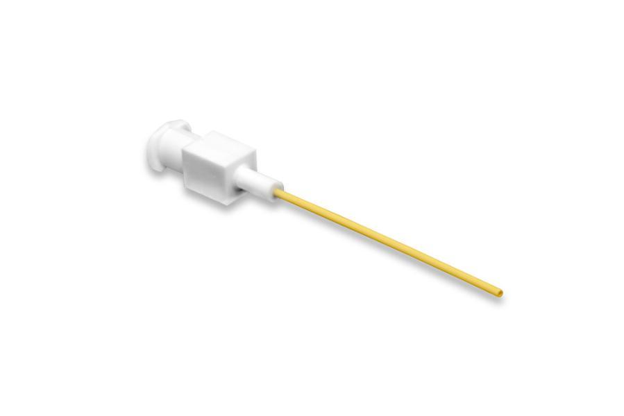 Dispenzní jehly s ohebnou polypropylenovou kanylou žlutá 18G 38,1mm 1ks