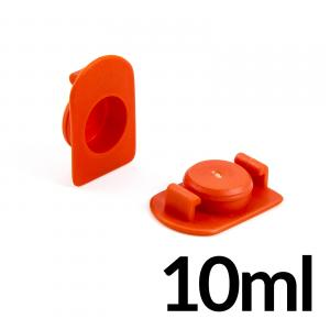 Horní uzávěr kartuší 10ml pro průměr 15.8mm