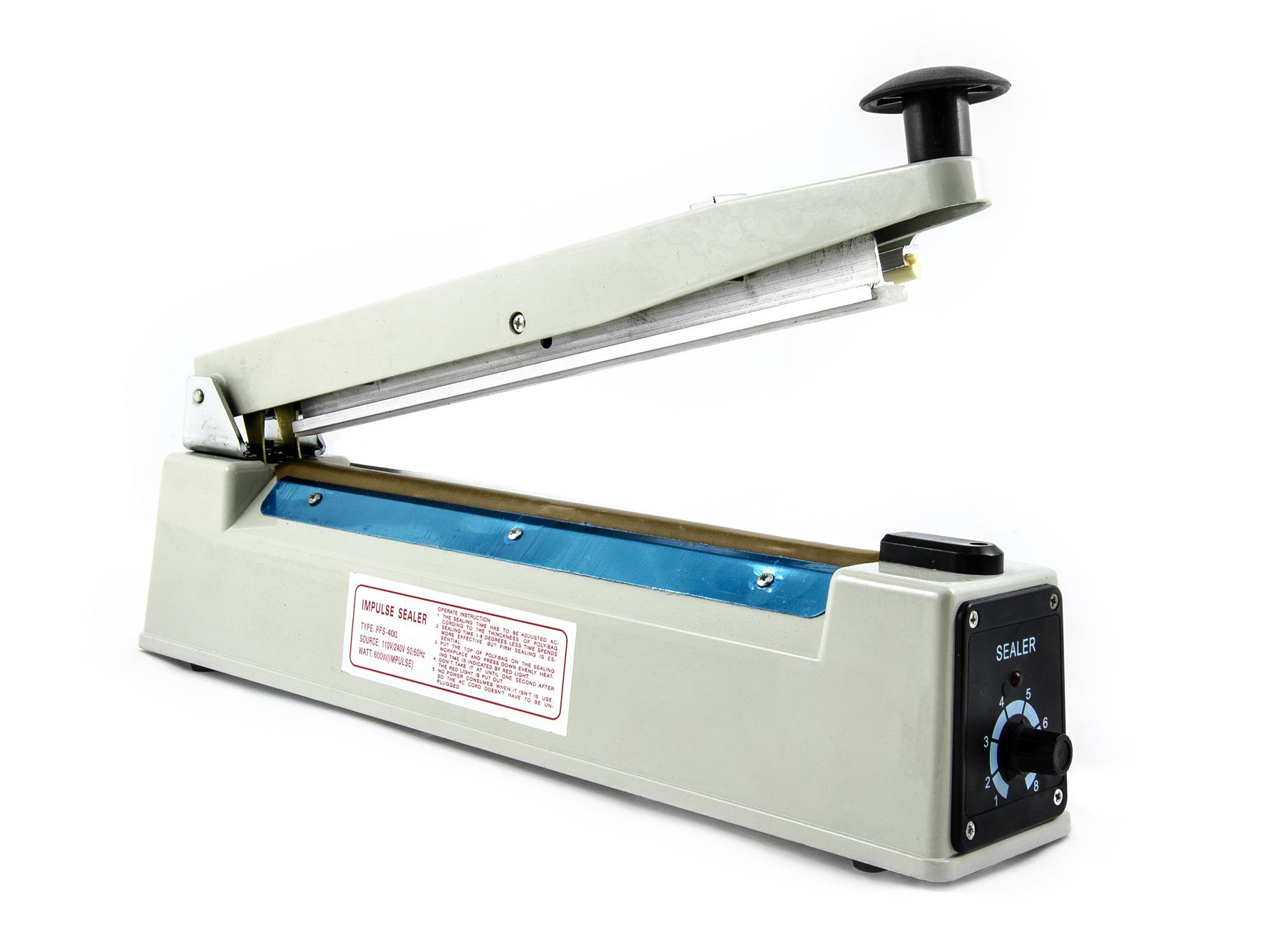 Svářečka fólií s řezacím nožem PFS-400A