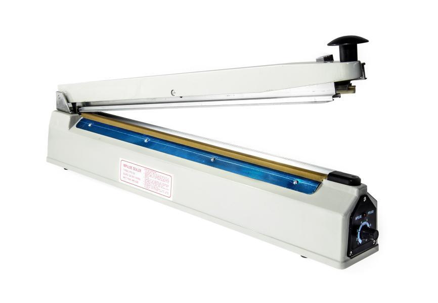 Impulzní svářečka fólií s řezákem PFS-500A