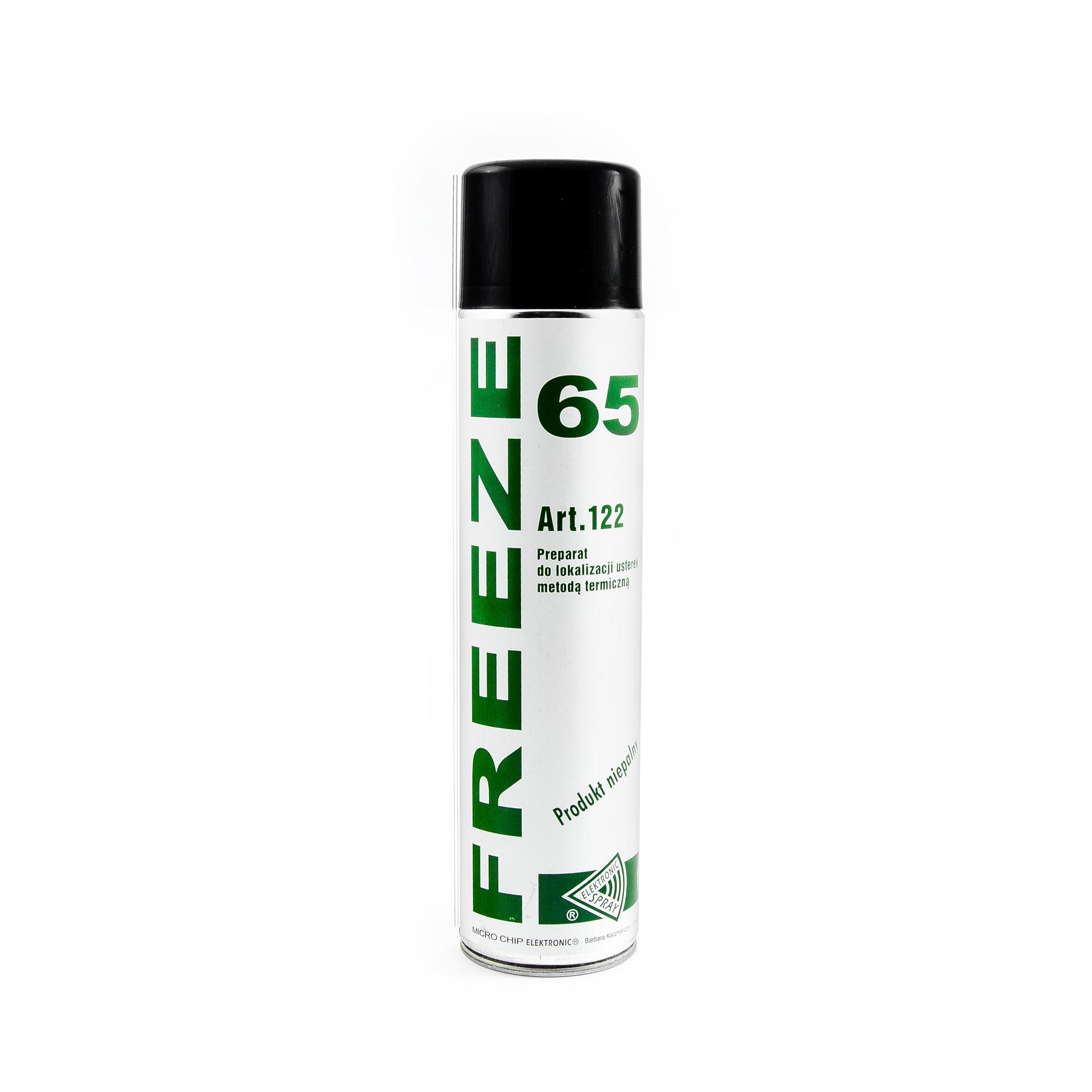 Mrazící sprej Freeze 65 600ml nevodivý -65°C