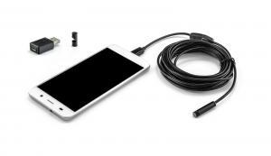 USB endoskop pro Android a PC voděodolný 5m