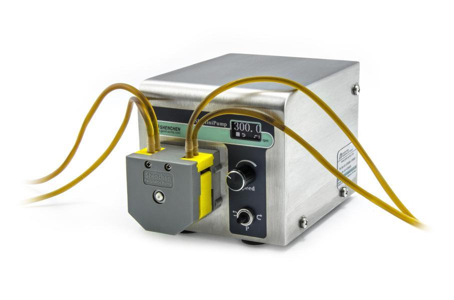 Duální peristaltická pumpa SP-MiniPump-02 0.05 - 108 ml/min