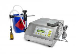 Automatický dávkovač kapalin a plnička tekutin se sací pumpou GFK-160 10 - 3500ml
