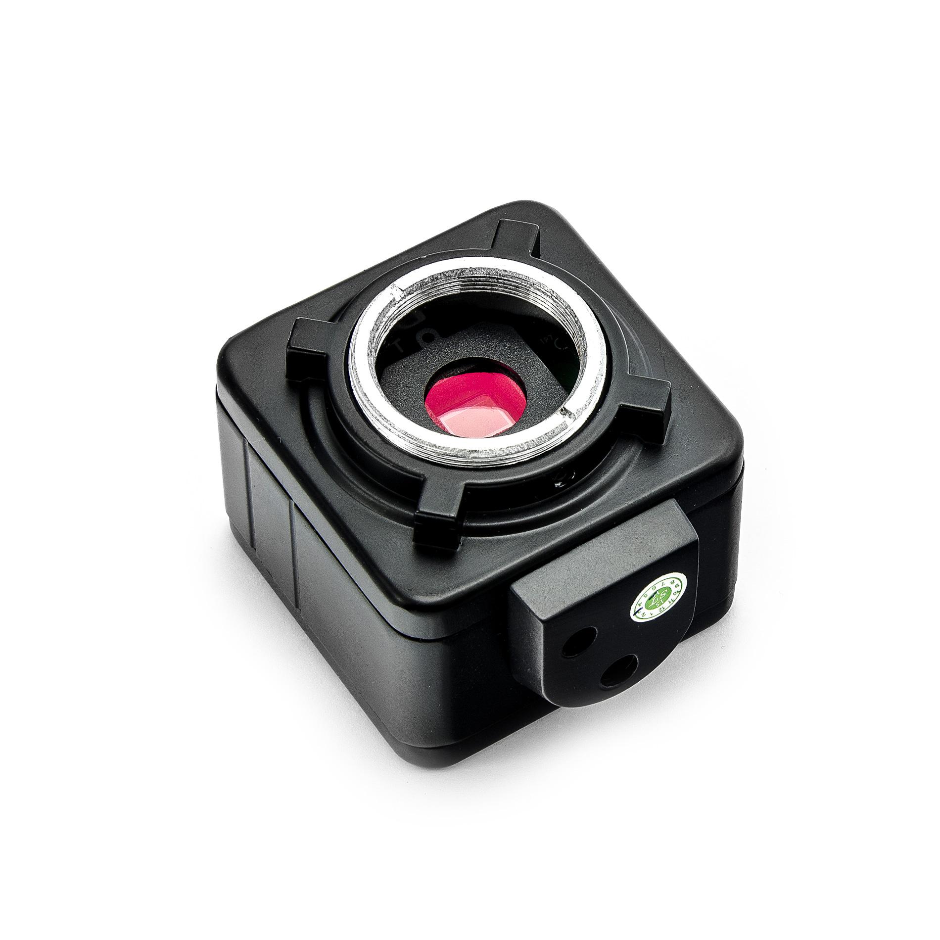 USB kamera k mikroskopu 10 megapixelů s CS závitem