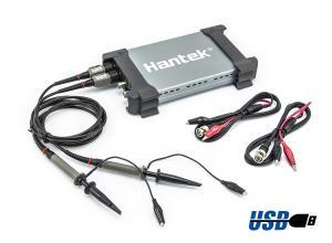Čtyřkanálový USB Osciloskop Hantek 6254BC 4CH 1GS/s 250Mhz