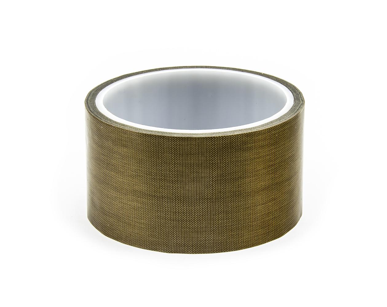 Tepluodolná teflonovaná PTFE páska pro svářečky fólií, šíře 50 mm