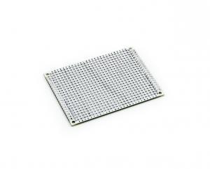 Pájivé oboustranné tištěné pole 634 bodů 8x6cm
