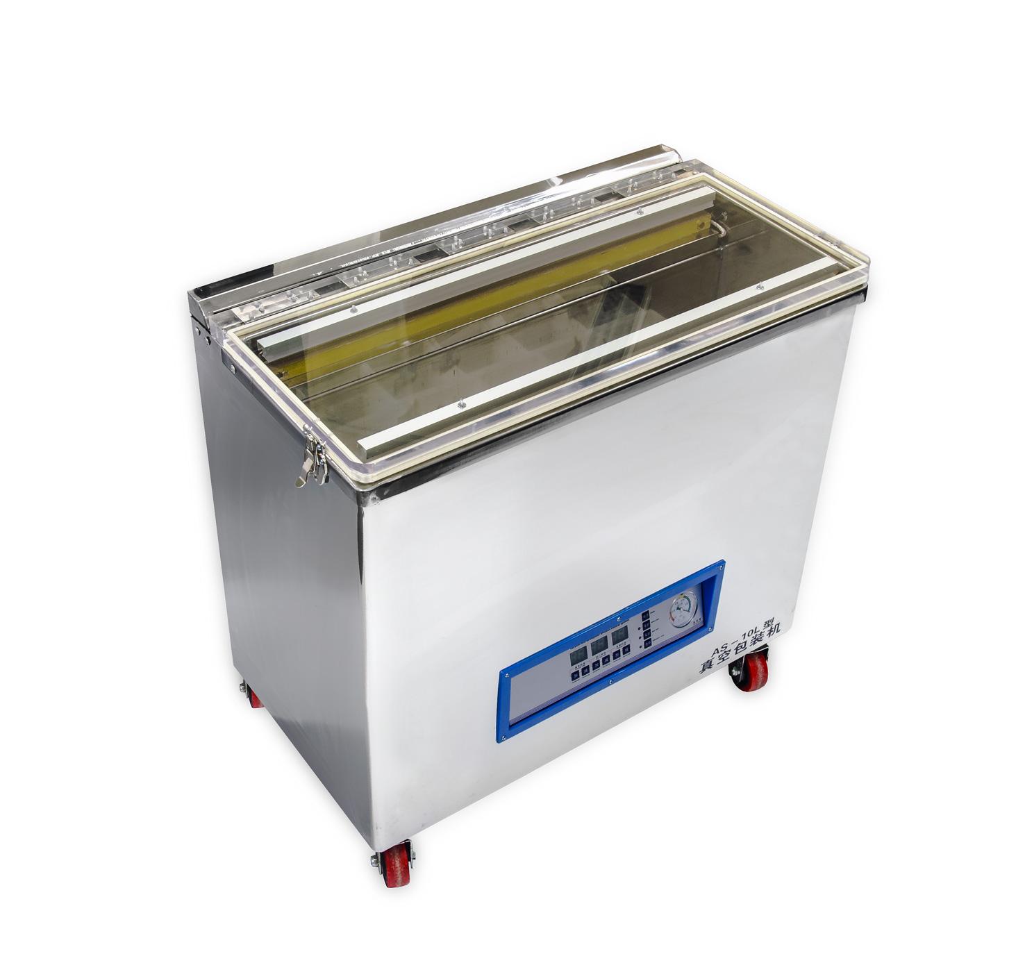 Vakuová balička AS-10L - komorová vakuovačka potravin