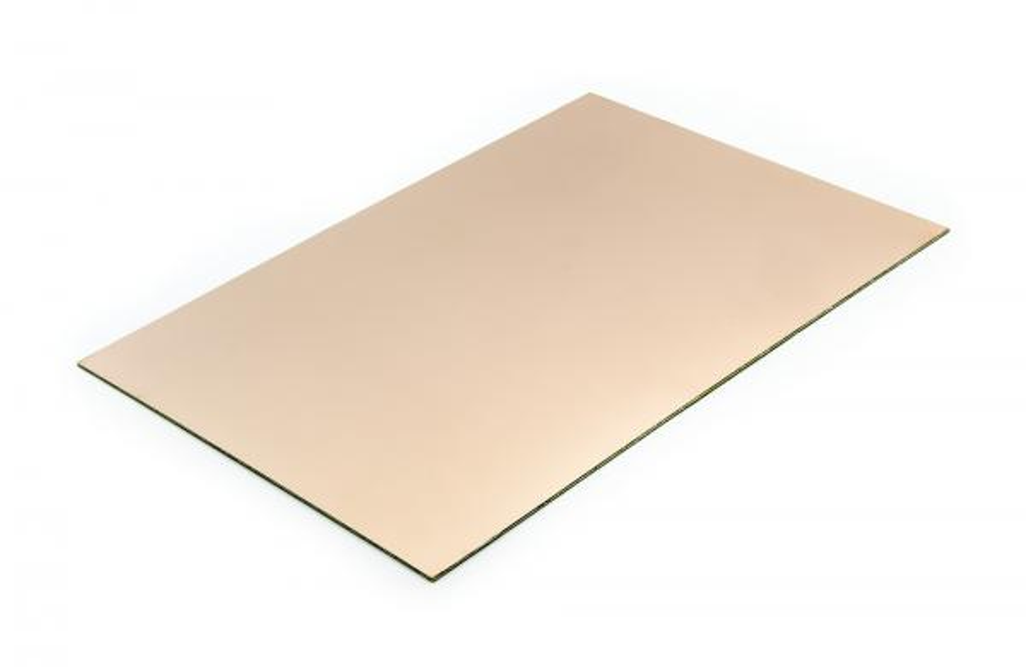 Cuprextitová deska jednostranná 300x200x1,5mm